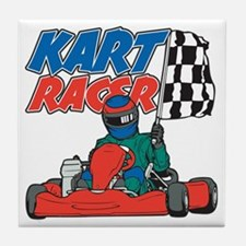 Kart Racer Tile Coaster