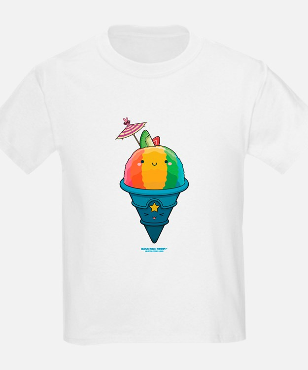 Kawaii Rainbow Shaved Ice T-Shirt