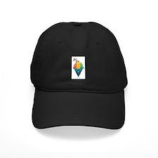 Kawaii Rainbow Shaved Ice Baseball Hat