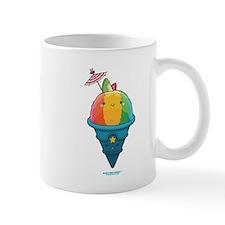Kawaii Rainbow Shaved Ice Mug
