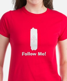 White Blaze - Follow Me! Tee