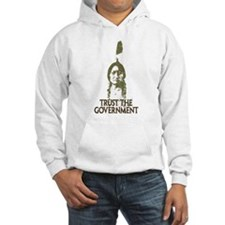 Trust the Government Jumper Hoody