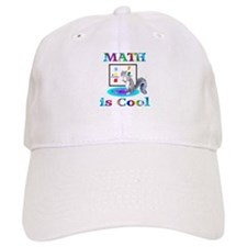 Math is Cool Baseball Cap