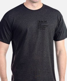 His to Do List T-Shirt