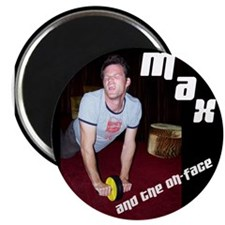 Max Ab Roller Magnet