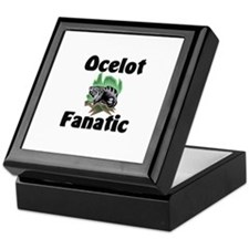 Ocelot Fanatic Keepsake Box