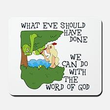 Eve should have... Mousepad