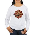 Peace Through Commerce Women's Long Sleeve T-Shirt