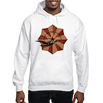 Peace Through Commerce Hooded Sweatshirt