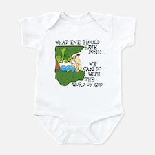 Eve should have... Infant Creeper