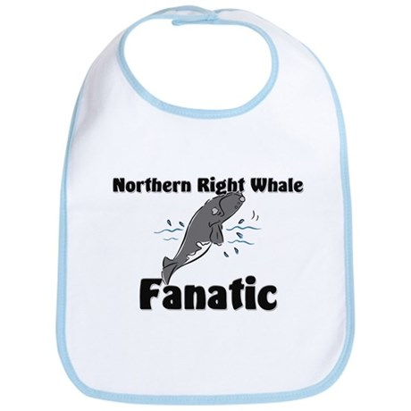 Northern Right Whale Fanatic Bib