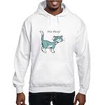 Nice Pussy! Hooded Sweatshirt