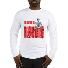 TREASURE HUNTING Long Sleeve T-Shirt
