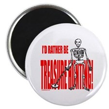 TREASURE HUNTING Magnet