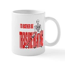 TREASURE HUNTING Mug