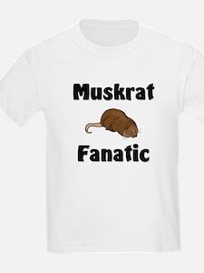 Muskrat Fanatic T-Shirt