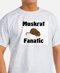Muskrat Fanatic T-Shirt