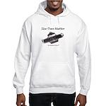 Size Does Matter Hooded Sweatshirt