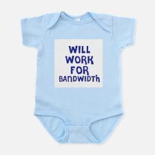 Will Work for Bandwidth Infant Creeper