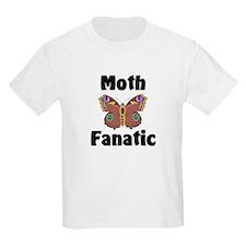 Moth Fanatic Kids Light T-Shirt