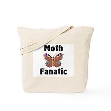 Moth Fanatic Tote Bag
