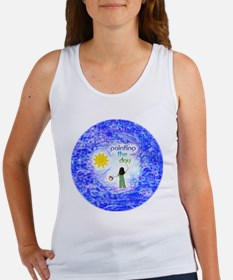 Painting the Day (C) Women's Tank Top
