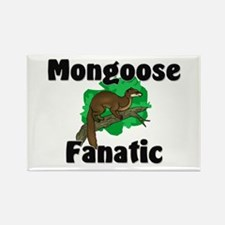 Mongoose Fanatic Rectangle Magnet