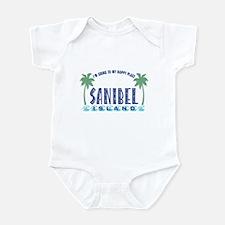 Sanibel Happy Place - Infant Bodysuit