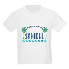 Sanibel Happy Place - T-Shirt