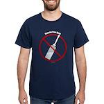 Douche Free Zone Dark T-Shirt
