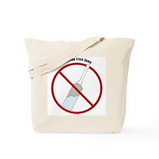 Douche Free Zone Tote Bag