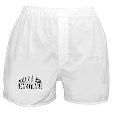 Bumper Car Boxer Shorts