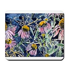 echinacea flower art gifts wa Mousepad