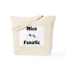 Mice Fanatic Tote Bag