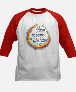No Place Like Home Kids Baseball Jersey