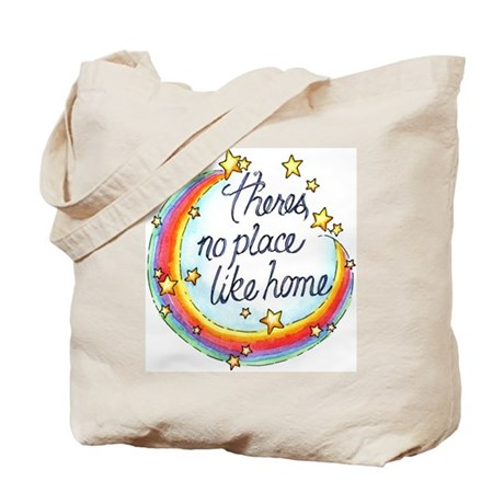 No Place Like Home Tote Bag