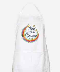No Place Like Home BBQ Apron
