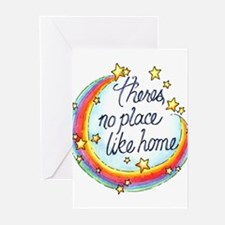 No Place Like Home Greeting Cards (Pk of 20)