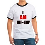 I Am Hip-Hop Ringer Tee
