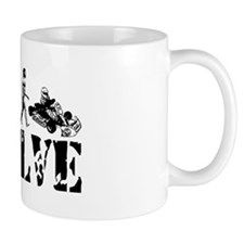 Go-Kart Evolution Mug
