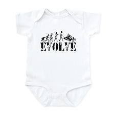Go-Kart Evolution Infant Bodysuit