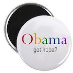 """Obama """"Got Hope"""" Magnet"""