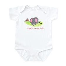 ...That's Circus Life (ASPCA) Infant Bodysuit