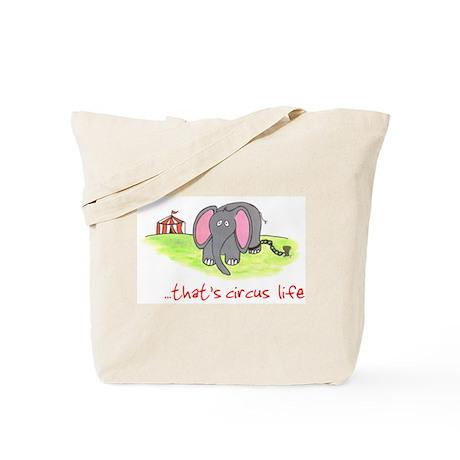 ...That's Circus Life (ASPCA) Tote Bag
