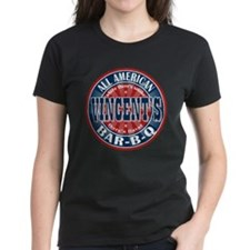 Vincent's All American BBQ Tee