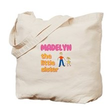 Madelyn - The Little Sister Tote Bag