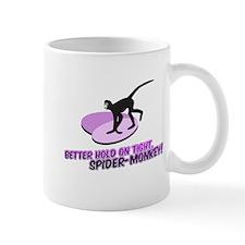 Spider-Monkey Mug