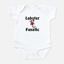 Lobster Fanatic Infant Bodysuit