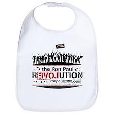 Ron Paul Revolution Rally Bib