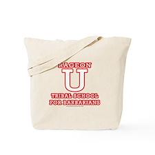 Rageon University Tote Bag